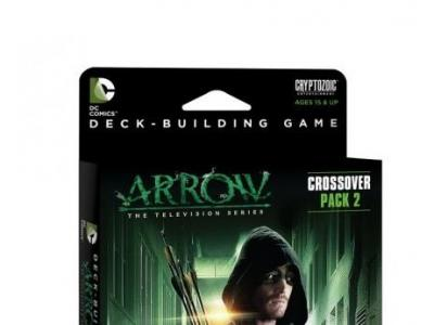DC Comics Deck Building Crossover Pack 2: Arrow