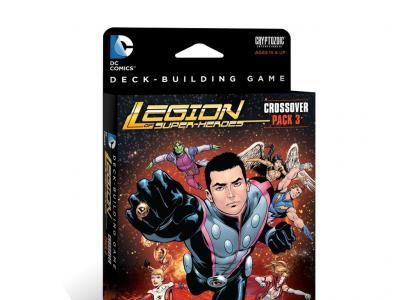 DC Comics Deck Building Crossover Pack 3: Legion of Superheroes