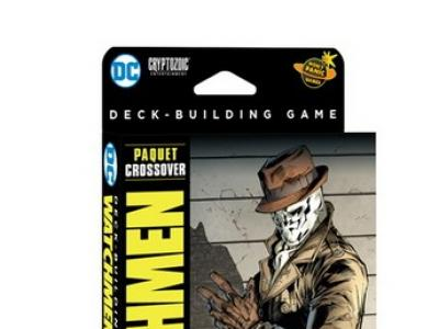 DC Comics Deck Building Crossover Pack 4: Watchmen