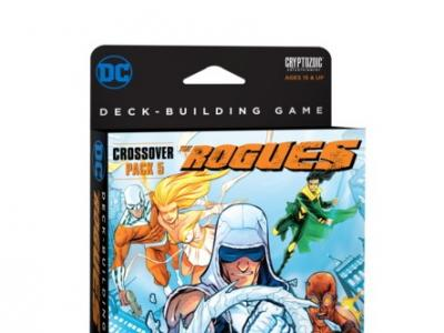 DC Comics Deck Building Crossover Pack 5: The Rogues