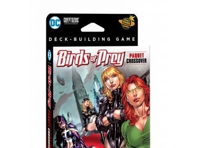 DC Comics Deck Building Crossover Pack 6: Birds of Prey