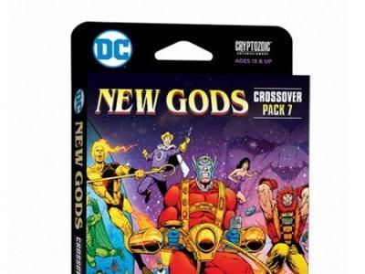 DC Comics Deck Building Crossover Pack 7: New Gods