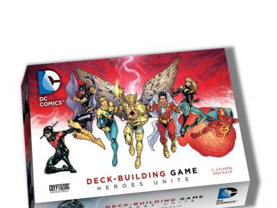 DC Comics Deck Building : Unite