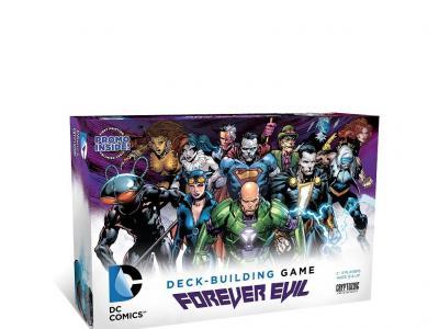 DC Comics Deck Building : Forever Evil