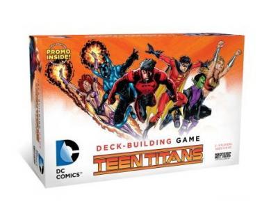 DC Comics Deck Building : Teen Titans