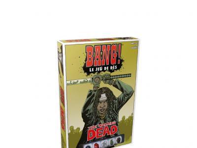 Bang! Le jeu de dés - The Walking Dead