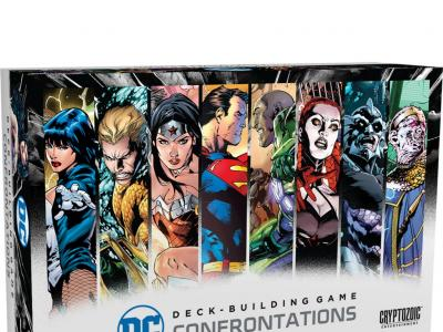 DC Comics Deck Building : Confrontations