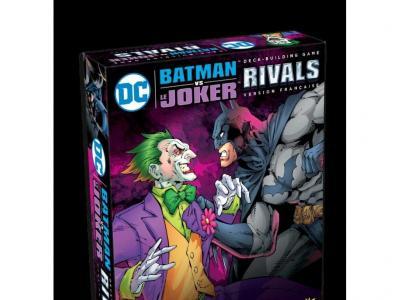 DC Comics Deck Building : Rivals - Batman vs Joker