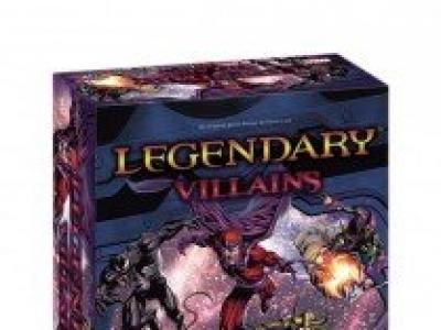 Legendary: Marvel Deck Building - Vilains