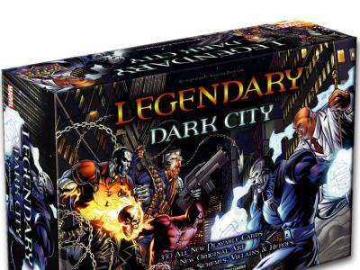Legendary: Marvel Deck Building - Dark City Expansion