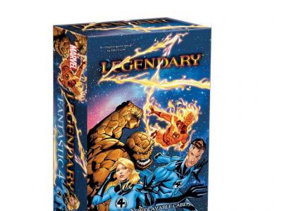 Legendary: Marvel Deck Building - Fantastic 4 Expansion