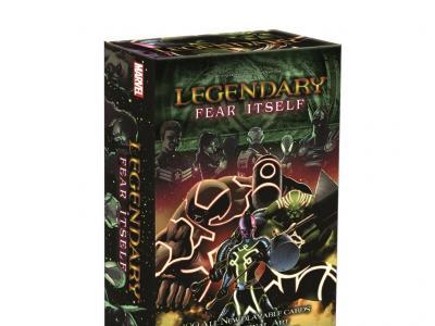 Legendary: Marvel Deck Building - Fear Itself Expansion