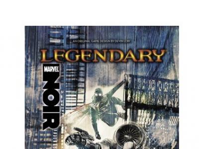 Legendary: Marvel Deck Building - Noir Expansion