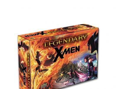 Legendary: Marvel Deck Building - X-Men Expansion
