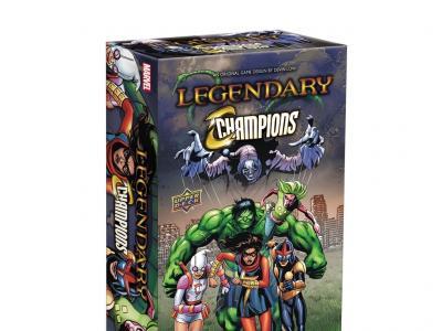 Legendary: Marvel Deck Building - Champions Expansion