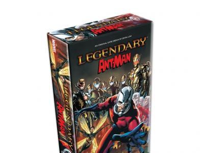 Legendary: Marvel Deck Building - Ant-Man Expansion
