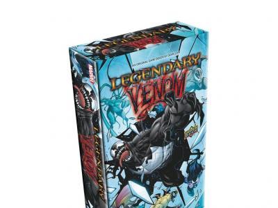 Legendary: Marvel Deck Building - Venom Expansion