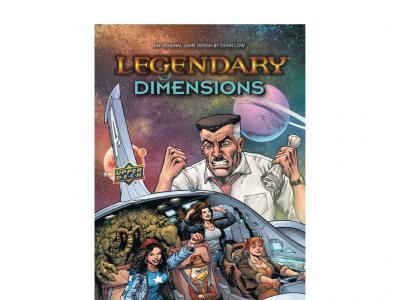 Legendary: Marvel Deck Building - Dimensions Expansion