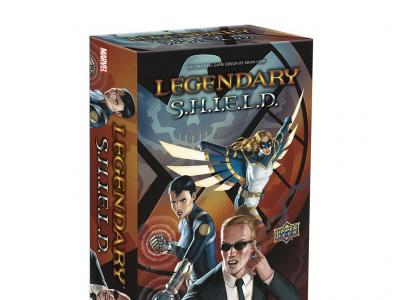 Legendary: Marvel Deck Building - S.H.I.E.L.D. Expansion