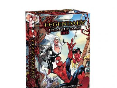 Legendary: Marvel Deck Building - Paint the Town Red Expansion