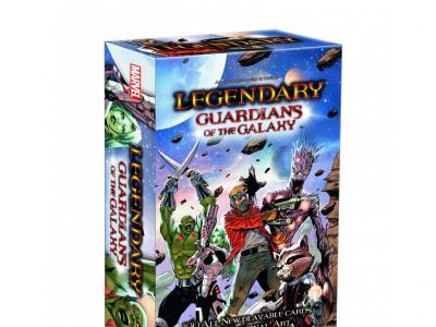 Legendary: Marvel Deck Building - Guardians of the Galaxy Expansion