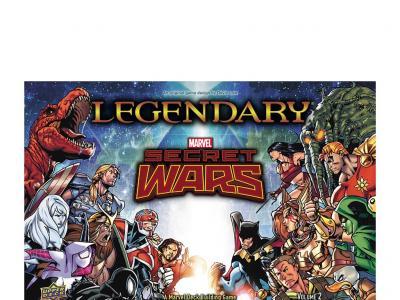 Legendary: Marvel Deck Building - Secret Wars Volume 2 Expansion