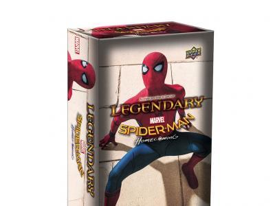 Legendary: Marvel Deck Building - Spider-Man Homecoming Expansion