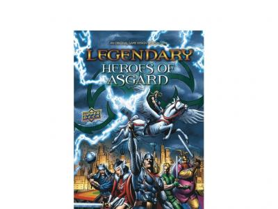 Legendary: Marvel Deck Building - Heroes of Asgard Expansion