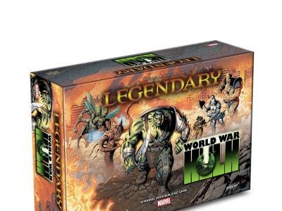 Legendary: Marvel Deck Building - World War Hulk Expansion