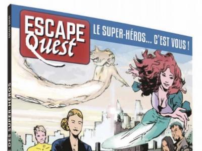 Escape Quest - L'Académie Des Super-Héros