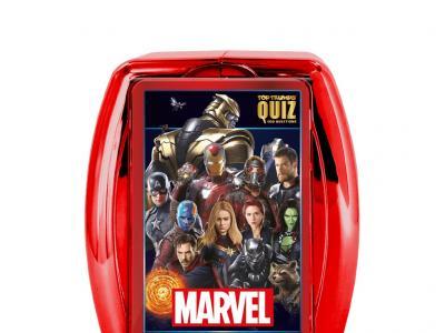 Top Trumps - Quiz Marvel Cinematic Universe