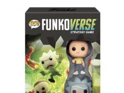 Funkoverse - Rick & Morty : Expandalone