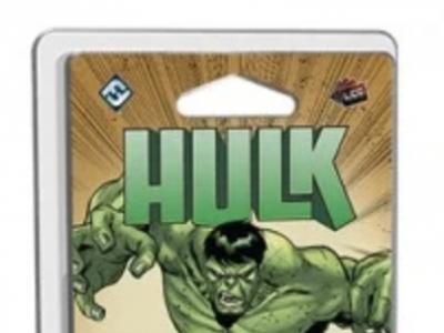 Marvel Champions : Le Jeu De Cartes - Hulk