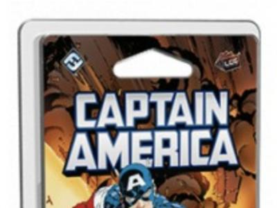 Marvel Champions : Le Jeu De Cartes - Captain America