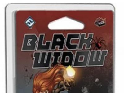 Marvel Champions : Le Jeu De Cartes - Black Widow