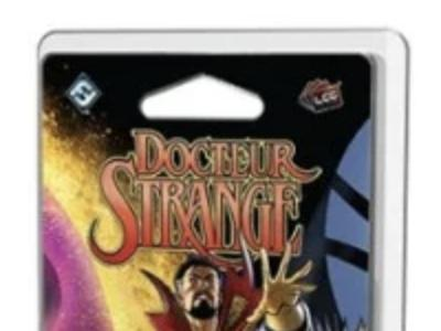 Marvel Champions : Le Jeu De Cartes - Docteur Strange