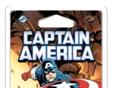Marvel Champions – Captain America - Hero Pack