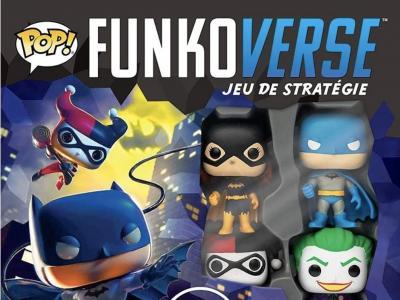 Funkoverse DC Comics - Jeu de Base