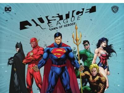 Justice League - Dawn of Heroes