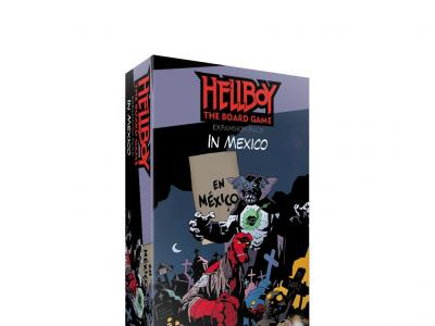 Hellboy - The Board Game : In Mexico Expansion