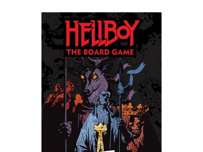 Hellboy - The Board Game :The Wild Hunt Expansion