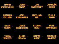 Le casting de The Suicide Squad révélé par James Gunn