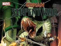 Un crossover Conan avec Solomon Kane, Dark Agnes et Moon Knight