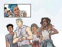 Les graphics novels de 2020 chez DC se dévoilent