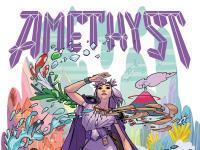 Série solo pour Amethyst par Amy Reeder