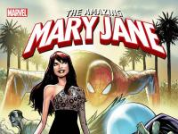 Variant covers pour The Amazing Mary Jane #1