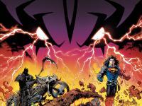 Des couvertures alternatives pour Dark Nights: Death Metal #1