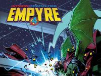 Des couvertures pour Empyre