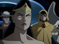 Justice Society : World War II : quelques nouvelles images